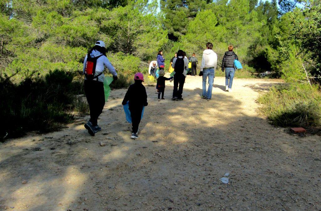 Segunda Limpieza Forestal – Bosque de la Canyada